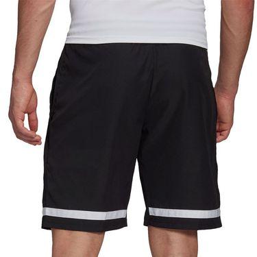 adidas Club Tennis Shorts Mens Black/White GL5400
