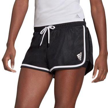 adidas Club Short Womens Black/White GL5461