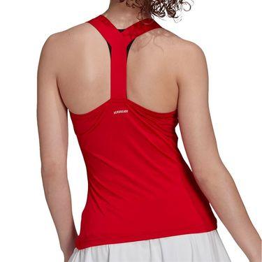 adidas Y Tank Womens Scarlet/ White GL6048