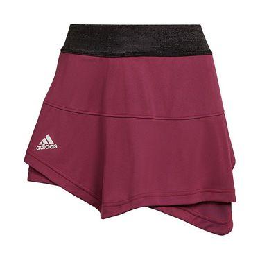 adidas Primeblue Dope Dye Match Skirt - Scarlet/Semi Night Flash
