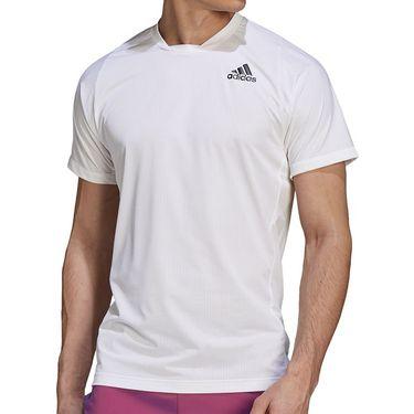 adidas Freelift Tee Shirt Mens White GQ8932