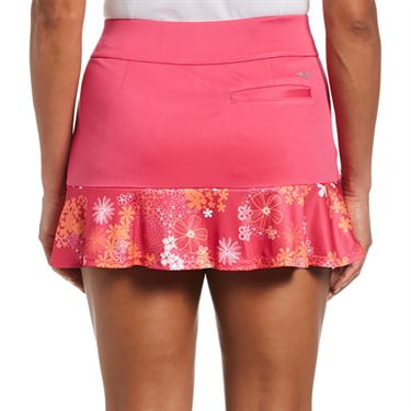 Grand Slam Ruffle Skirt Womens Fuchsia Purple GSKBSB42 673