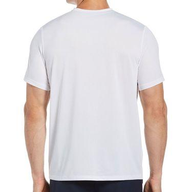 Grand Slam Fashion Crew Shirt Mens Bright White GSKFB012 100
