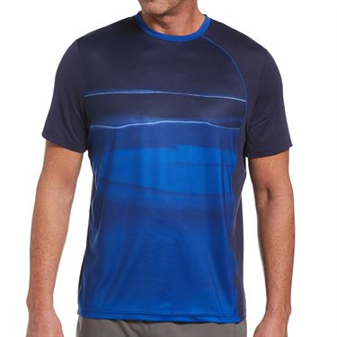 Grand Slam Crew Shirt Mens Peacoat GSKSB032 424