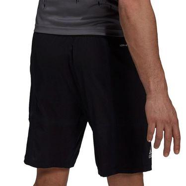 adidas Tennis Ergo 7 inch Short Mens Black/White GT7836