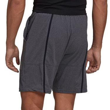 adidas Tennis Ergo 7 inch Short Mens Dark Grey Heather/White GT7846