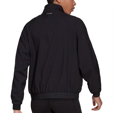 adidas Tennis Woven Jacket Primeblue Womens Black GU1568