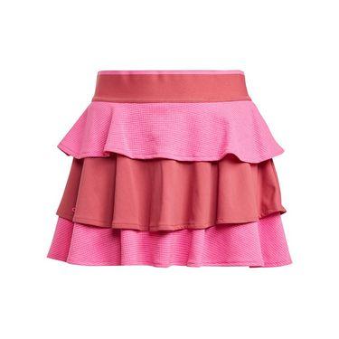adidas Girls Pop Up Skirt Screaming Pink/Wild Pink GV0987