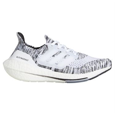 adidas Ultraboost 21 Womens Running Shoe White/Core Black GV7712
