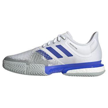 adidas Sole Court Mens Tennis Shoe Primeblue/ White GX9002