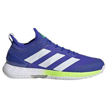 adidas Adizero Ubersonic 4 Mens Tennis Shoe Sonic Ink/White/Signal Green GZ8464