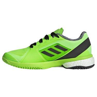 adidas Stella Court Womens Tennis Shoe Signal Green/Core Black/White GZ8494