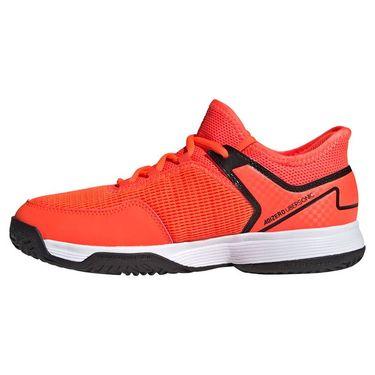 adidas Ubersonic 4 Junior Tennis Shoe Solar Red/Core Black/White GZ8506