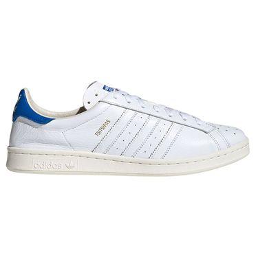 adidas Originals Earlham Tsitsipas LE Tennis Shoe - White/Blue/Core Black