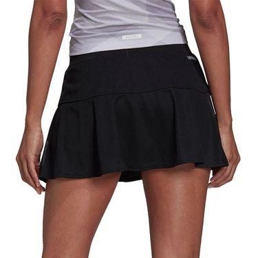 adidas Tennis Tokyo Match Skirt Primeblue Womens Black/White H20352