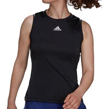 adidas Tennis Match Tank Womens Black/White H20986