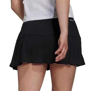 adidas Tennis Match Skirt Aeroready Womens Black/White H20989