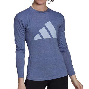 adidas Sportswear Winners 2.0 Long Sleeve Shirt Womens Orbit Violet H24158