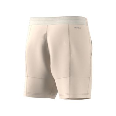 adidas Ergo 7 inch Primeblue Short Mens Wonder White H31378