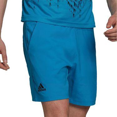 adidas Ergo 7 inch Primeblue Short Mens Orbit Green H31379