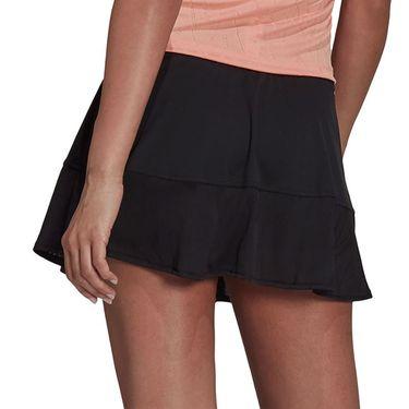 adidas Tennis Match Skirt Primeblue Womens Black H31425