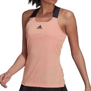 adidas Tennis Y Tank Primeblue Aeroknit Womens Ambient Blush H31426