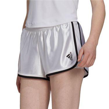 adidas Club Tennis Short Womens White/Black H33709
