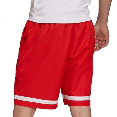 adidas Club Tennis Short Mens Vivid Red/White H34694