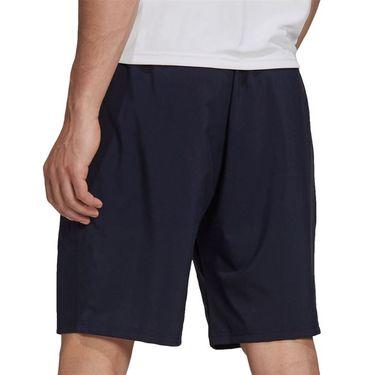 adidas Club Stretch Woven 7 inch Tennis Short Mens Legend Ink/White H34709