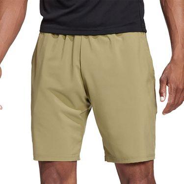 adidas Club 7 inch Short - Orbit Green/Black