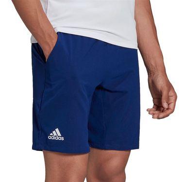 adidas Tennis Ergo 7 inch Short Mens Victory Blue/White H50275