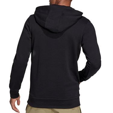 adidas Category Graphic Hoody Mens Black/Beige Tone/Focus Olive H51214