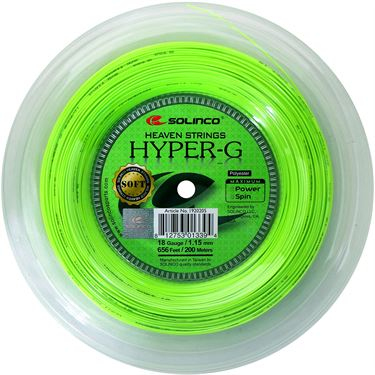 Solinco Hyper-G SOFT 18 (1.15) REEL