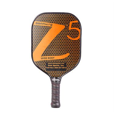 Onix Z5 Graphite Pickleball Paddle - Orange