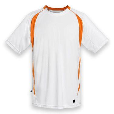 DUC Precise Crew-White/Orange