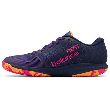 New Balance 996v4.5 (D) Mens Tennis Shoe - Black/Deep Violet