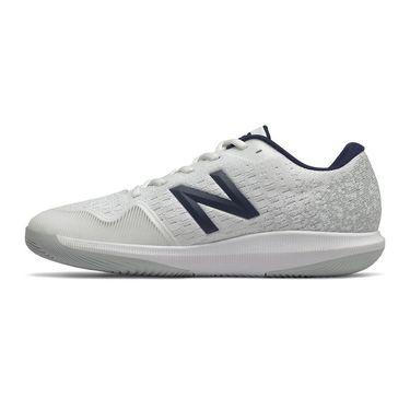 New Balance MCH996W4 Mens Tennis Shoe 2E Width White MCH996W4 2E