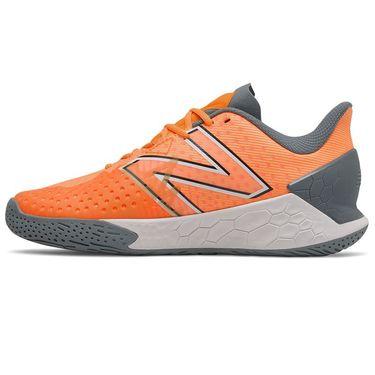 New Balance Fresh Foam X LAV V2 (D) Mens Tennis Shoe - Orange
