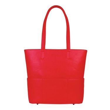 Sports Chic Midi Pickleball Tote - Red