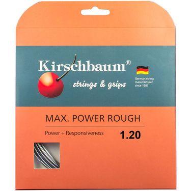 Kirschbaum Max Power Rough 18G (1.20mm) Tennis String