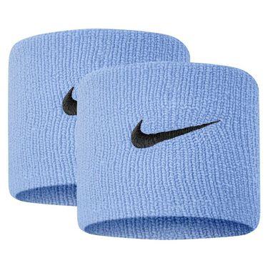 Nike Tennis Premier Wristbands - Aluminum/Black