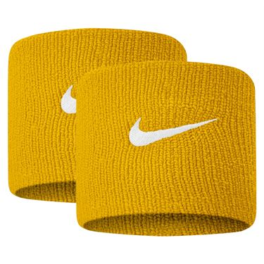 Nike Tennis Premier Wristbands - Blue/White