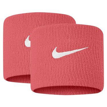 Nike Tennis Premier Wristbands - Magic Ember/White