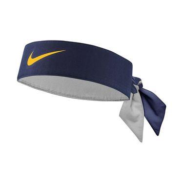 Nike Tennis Headband - Blue/Laser Orange