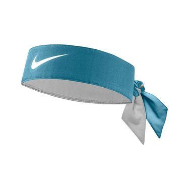 Nike Tennis Headband - Rift Blue/White