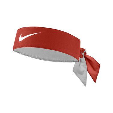 Nike Tennis Headband - Cinnabar/White