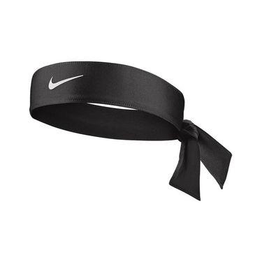 Nike Tennis Womens Headband - Black/White