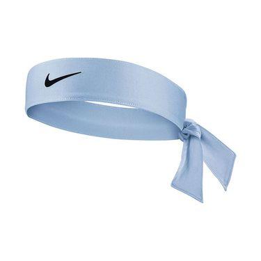 Nike Tennis Womens Headband -  Aluminum/Black