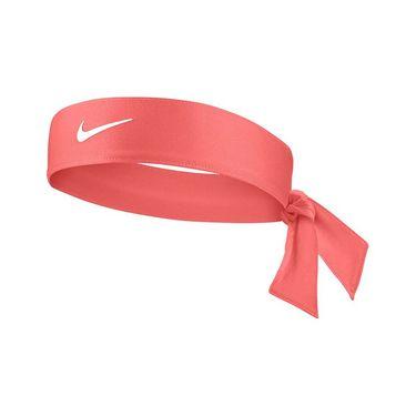 Nike Tennis Womens Headband - Magic Ember/White