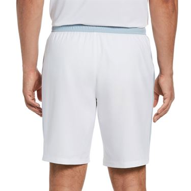 Penguin 4 Way Stretch Color Block Short Mens Bright White OGBSB0P0 118